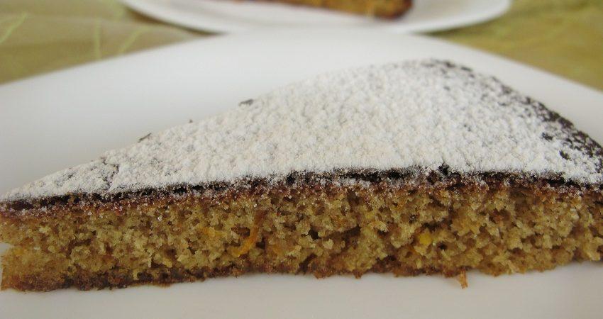 Evőkanalas Olasz narancs torta