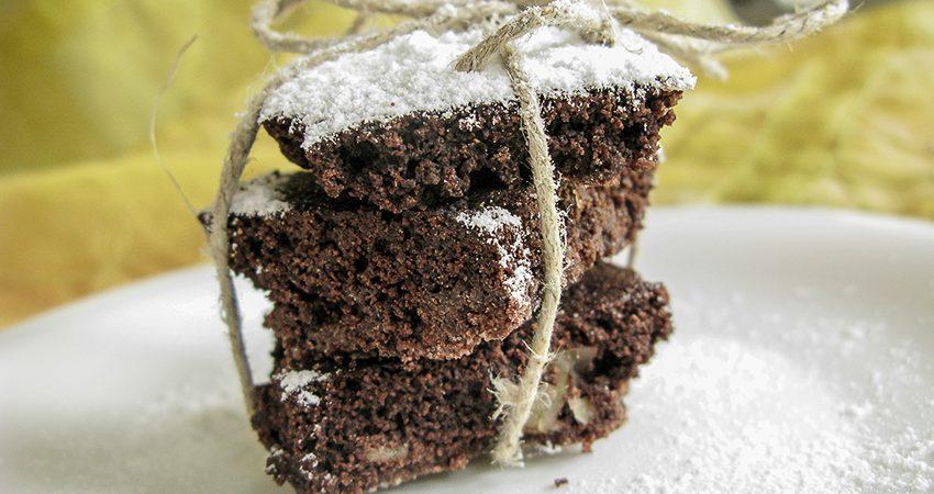 Pofon egyszerű brownie by Fruzsy