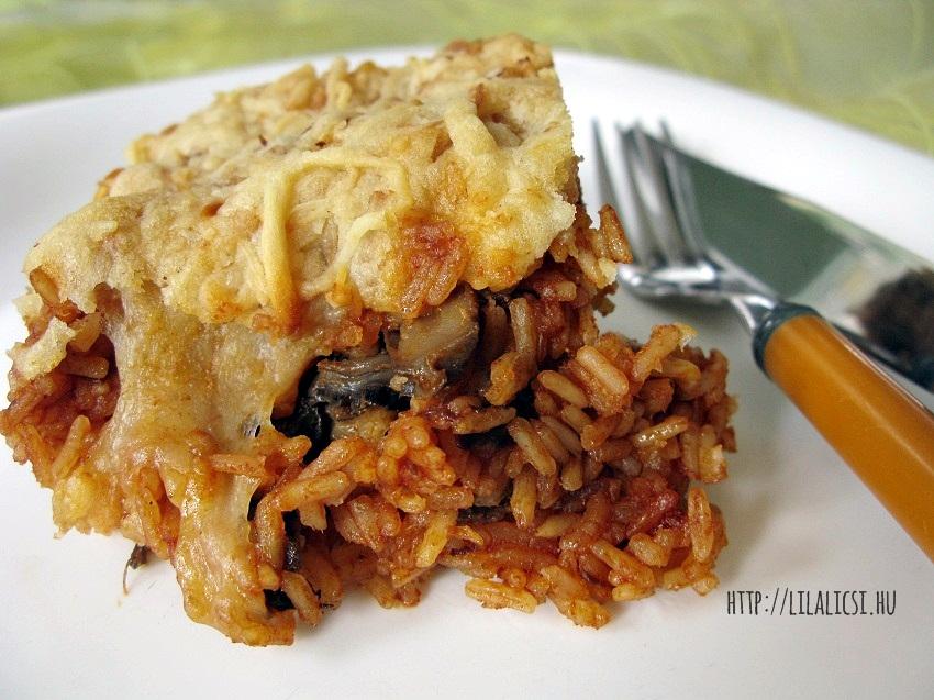 Pilisi rizses hús