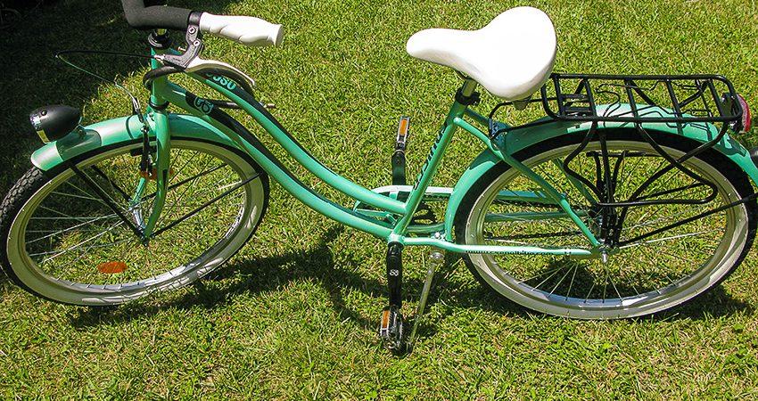 A tavaszi receptverseny és a bicikli varázsa