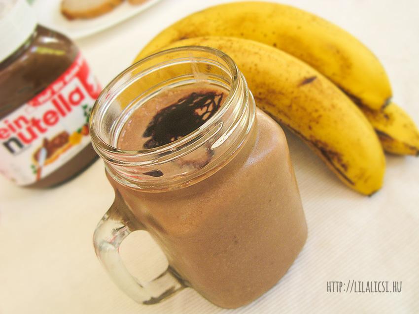Banános, nutellás jégkása - LilaLicsi.hu