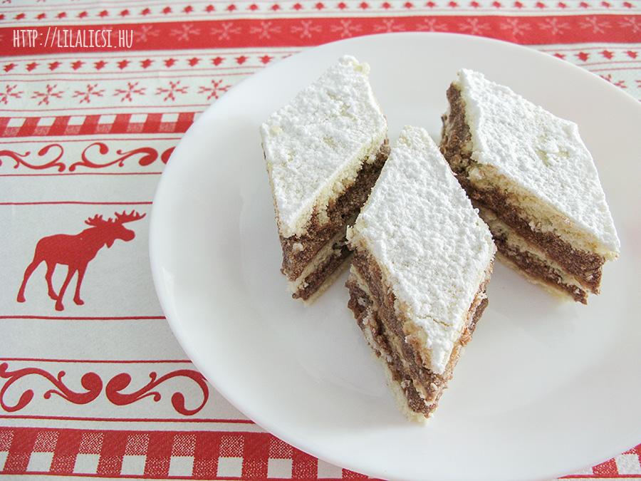 Kakaós omlós krémes recept
