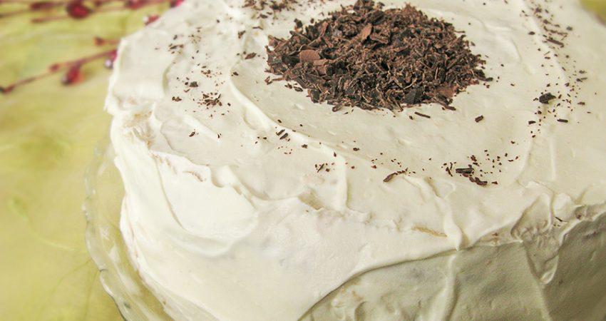 Rusztikus diplomata torta