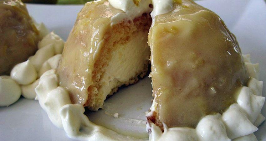 Citrom tortácska recept